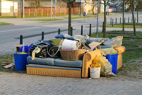 Furniture Removal Las Vegas | 844 Junk One